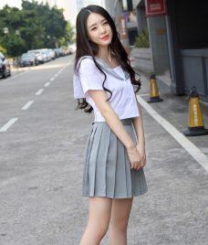 Dong phuc hoc sinh GLU 114 Đồng Phục Học Sinh