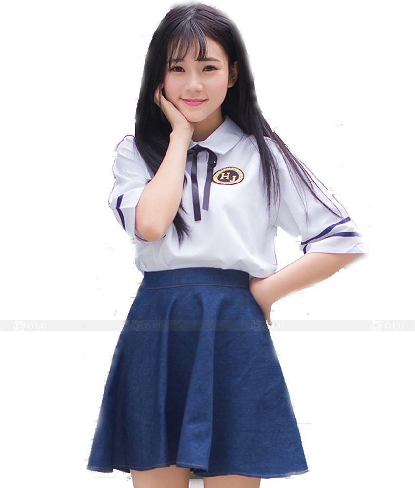 Dong phuc hoc sinh GLU 117