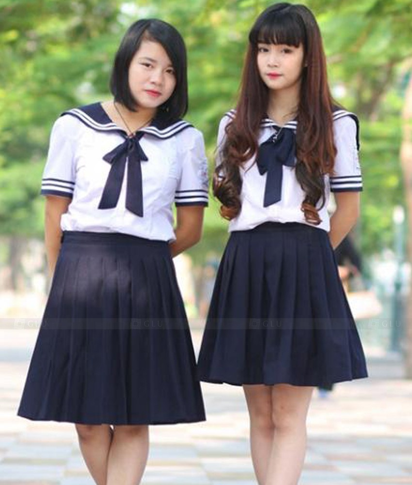 Dong phuc hoc sinh GLU 125