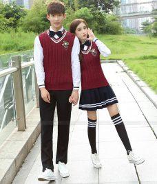 Dong phuc hoc sinh GLU 17 đồng phục học sinh cấp 3