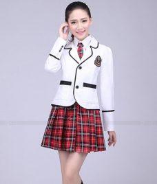 Dong phuc hoc sinh GLU 32 may đồng phục học sinh