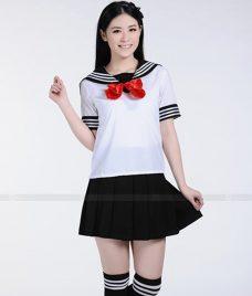 Dong phuc hoc sinh GLU 39 đồng phục học sinh cấp 3