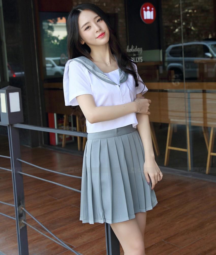 Dong phuc hoc sinh GLU 42