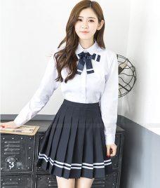 Dong phuc hoc sinh GLU 45 Đồng Phục Học Sinh
