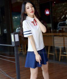 Dong phuc hoc sinh GLU 56 Đồng Phục Học Sinh