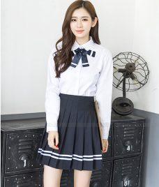 Dong phuc hoc sinh GLU 66 Đồng Phục Học Sinh