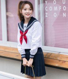 Dong phuc hoc sinh GLU 68 Đồng Phục Học Sinh