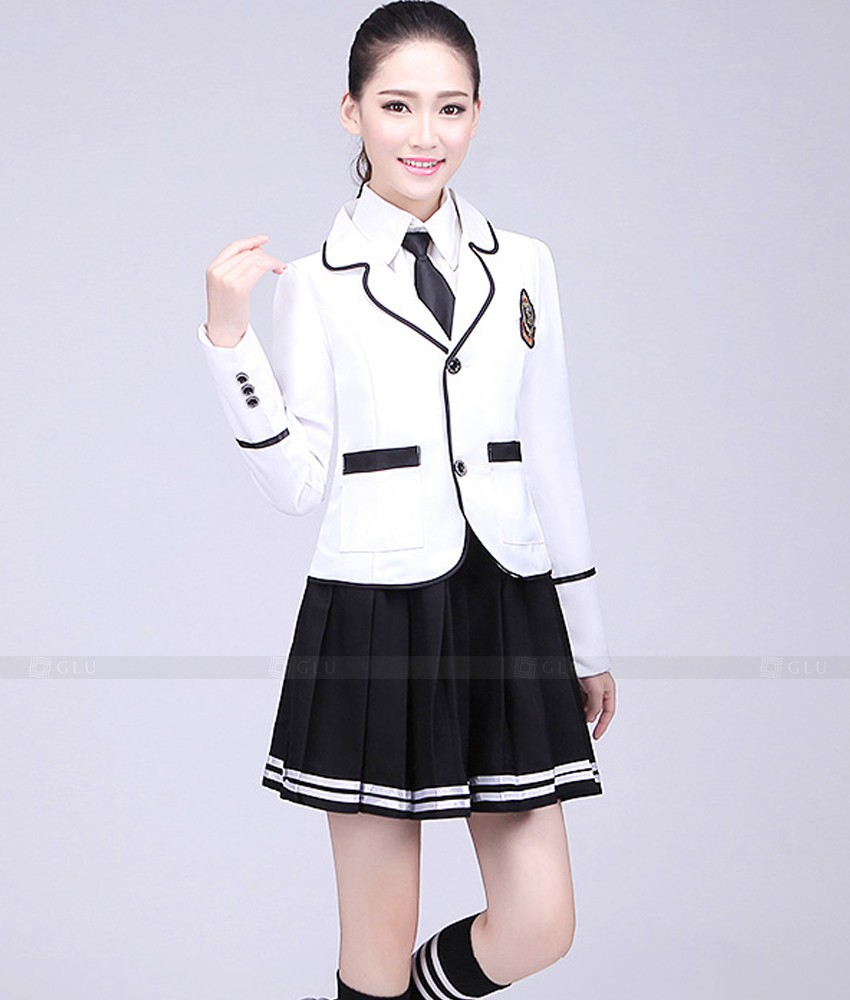 Dong phuc hoc sinh GLU 73