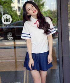 Dong phuc hoc sinh GLU 85 Đồng Phục Học Sinh