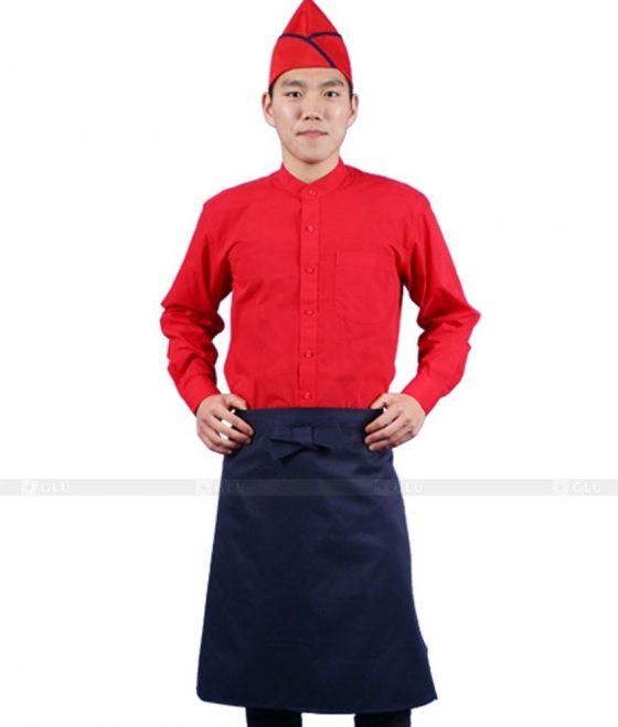 Dong phuc quan caphe GLU CF240 may áo thun đồng phục