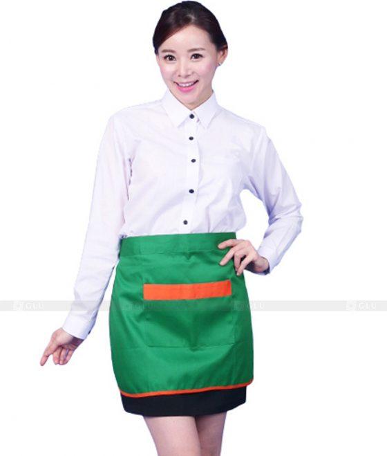 Dong phuc quan caphe GLU CF242 may áo thun đồng phục