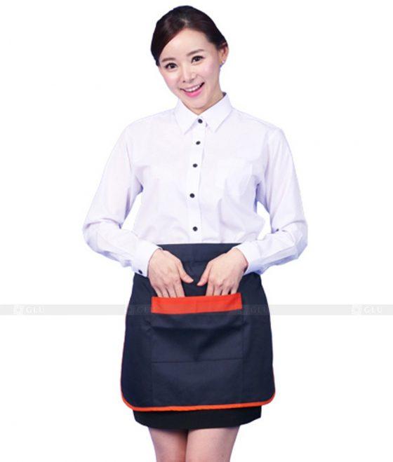 Dong phuc quan caphe GLU CF245 may áo thun đồng phục