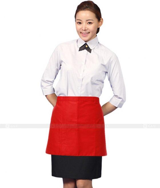 Dong phuc quan caphe GLU CF251 may áo thun đồng phục