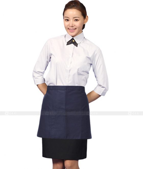 Dong phuc quan caphe GLU CF252 may áo thun đồng phục