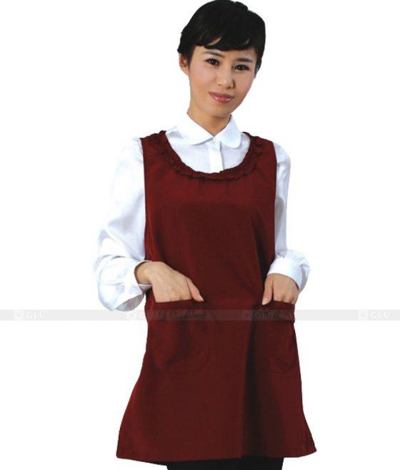Dong phuc quan caphe GLU CF265 may áo thun đồng phục