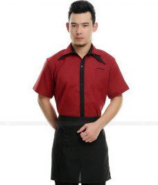 Dong phuc quan caphe GLU CF28 May Đồng Phục Cafe