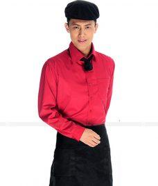 Dong phuc quan caphe GLU CF34 May Đồng Phục Cafe