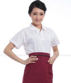 Dong phuc quan caphe GLU CF37 May Đồng Phục Cafe