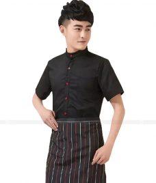 Dong phuc quan caphe GLU CF38 May Đồng Phục Cafe