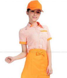 Dong phuc quan caphe GLU CF40 May Đồng Phục Cafe