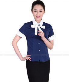 Dong phuc tap vu GLU TV04 đồng phục nhân viên buồng phòng