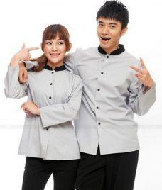 Dong phuc tap vu GLU TV26 đồng phục nhân viên buồng phòng