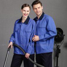 Quan ao dong phuc bao ho GLU X1010 quần áo bảo hộ lao động