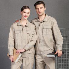 Quan ao dong phuc bao ho GLU X1011 quần áo bảo hộ lao động