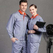 Quan ao dong phuc bao ho GLU X1012 quần áo bảo hộ lao động