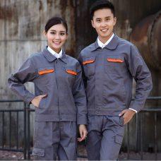 Quan ao dong phuc bao ho GLU X1030 quần áo bảo hộ lao động