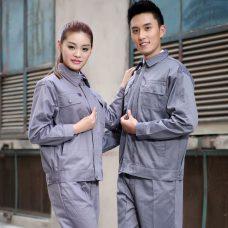 Quan ao dong phuc bao ho GLU X1047 quần áo bảo hộ lao động