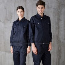 Quan ao dong phuc bao ho GLU X1102 quần áo bảo hộ lao động
