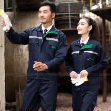 Quan ao dong phuc bao ho GLU X1114 quần áo bảo hộ lao động