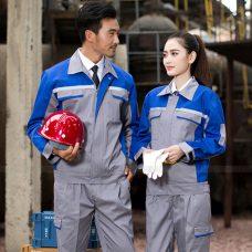 Quan ao dong phuc bao ho GLU X1120 quần áo bảo hộ lao động