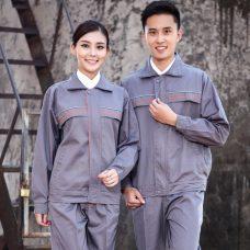 Quan ao dong phuc bao ho GLU X1125 quần áo bảo hộ lao động