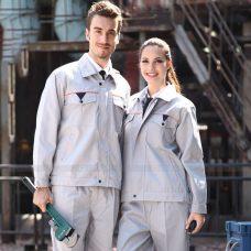 Quan ao dong phuc bao ho GLU X1128 quần áo bảo hộ lao động