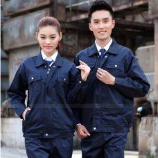 Quan ao dong phuc bao ho GLU X1130 quần áo bảo hộ lao động