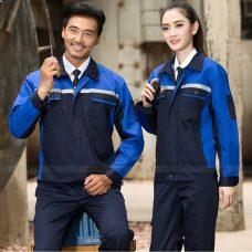 Quan ao dong phuc bao ho GLU X1134 quần áo bảo hộ lao động
