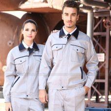 Quan ao dong phuc bao ho GLU X1137 quần áo bảo hộ lao động