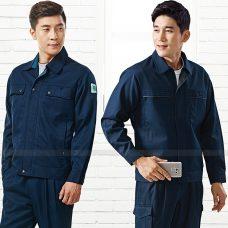 Quan ao dong phuc bao ho GLU X1144 quần áo bảo hộ lao động