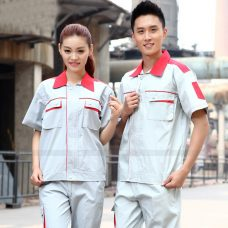 Quan ao dong phuc bao ho GLU X1149 quần áo bảo hộ lao động