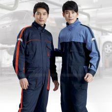 Quan ao dong phuc bao ho GLU X1151 quần áo bảo hộ lao động