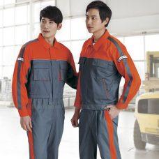 Quan ao dong phuc bao ho GLU X1152 quần áo bảo hộ lao động