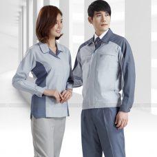 Quan ao dong phuc bao ho GLU X1154 quần áo bảo hộ lao động