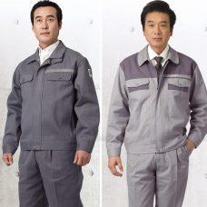 Quan ao dong phuc bao ho GLU X1157 quần áo bảo hộ lao động
