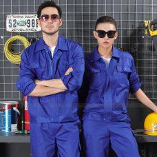 Quan ao dong phuc bao ho GLU X1163 quần áo bảo hộ lao động