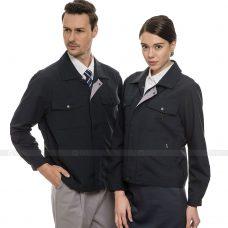 Quan ao dong phuc bao ho GLU X144 quần áo bảo hộ lao động