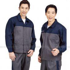 Quan ao dong phuc bao ho GLU X146 quần áo bảo hộ lao động