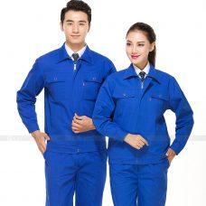 Quan ao dong phuc bao ho GLU X149 quần áo bảo hộ lao động