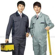 Quan ao dong phuc bao ho GLU X156 quần áo bảo hộ lao động
